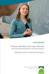 Meer info - Alumni - Hogeschool-Universiteit Brussel