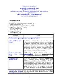 Jautājumi un atbildes par noslēguma/starpposma pārskata ... - LIAA