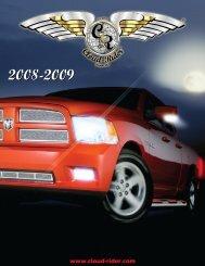 2008-2009 - Cloud-Rider