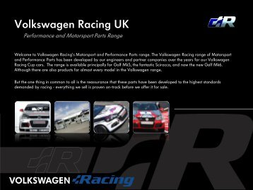Volkswagen Racing UK - Dimsport