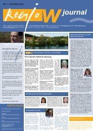 Nr. 07 / Oktober 2007 - regioW