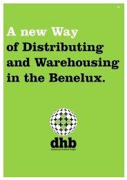 Brochure DHB Logistiek - EVO