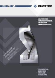 Schaefer Tools Image Brosch 2006