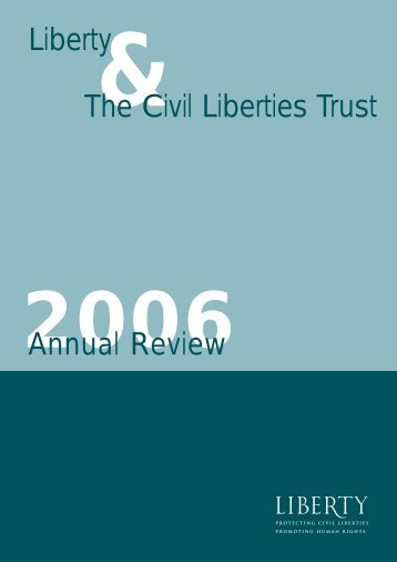 Liberty Annual Review 2006