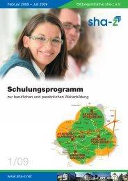 Unternehmen - Zukunft - Chance - Bildungsinitiative SHA-Z