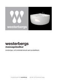westerbergs massagebadkar - Bygghemma
