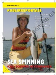 SEA SPINNING SEA SPINNING - Solopescaonline.es