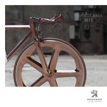 Download Katalog Peugeot  Bikes 2012