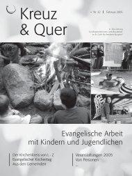 Download Leseprobe Kreuz und Quer 460 kb - Kirchenkreis Burgdorf