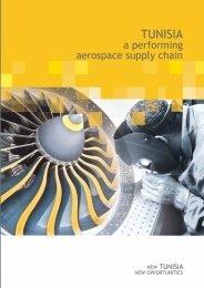 Tunisia, a performing aerospace supply chain - Invest in Tunisia ...