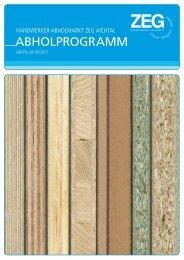 Download Abholprogramm Aichtal - ZEG Zentraleinkauf Holz und ...