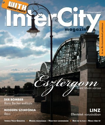 InterCity Magazin 2009/ősz