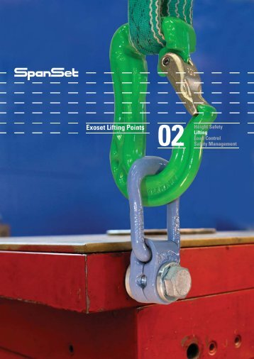 lifting points - SpanSet UK Ltd