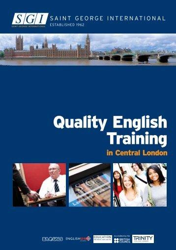 Quality English Training