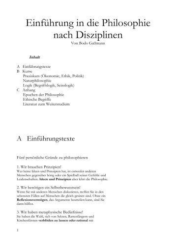 Naturphilosophie - Schuledialektik