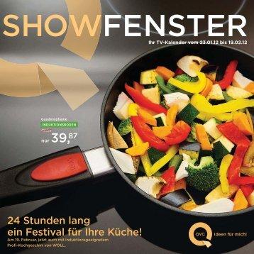 24 Stunden lang ein Festival für Ihre Küche!