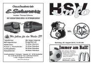 Samstag, 25. August 2012, 14.00 Uhr - Heider SV