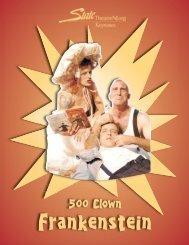 500 Clown Frankenstein:Layout 1.qxd - State Theatre