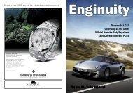 Enginuity - Porsche Centre Sydney South