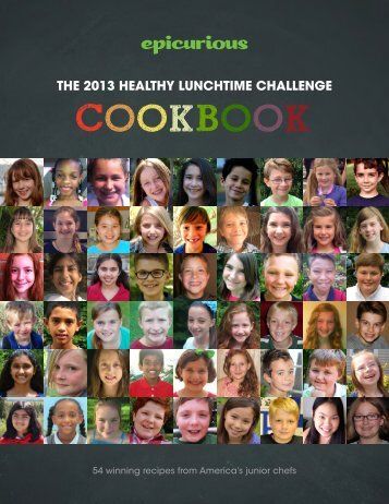 the 2013 healthy lunchtime challenge - ChooseMyPlate.gov