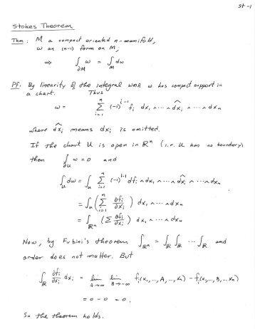 Stokes' Theorem Example