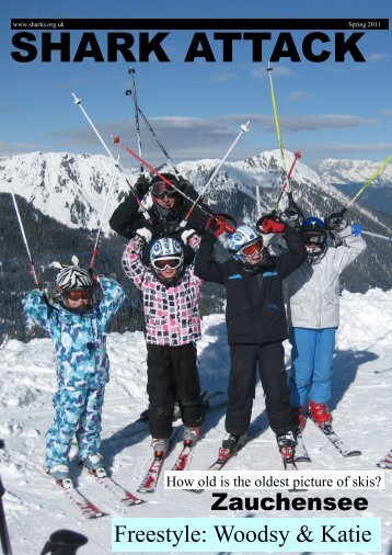 Spring 2011 - Sheffield Sharks Ski Club