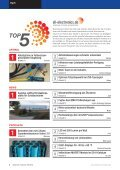 PDF-Ausgabe herunterladen (29.6 MB) - elektronik industrie - Seite 6