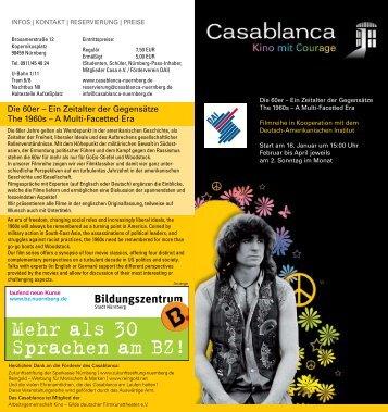 Mehr als 30 Sprachen am BZ! - Casablanca