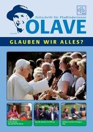 GLAUBEN WIR ALLES? - Pfadfinderinnenschaft St. Georg