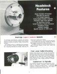 hardinge lathe model tfb-h turning facing & boring brochure - Page 4