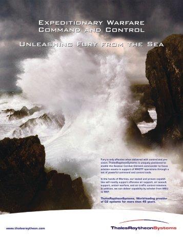 Exped Warfare Factsheet2 hires - ThalesRaytheonSystems