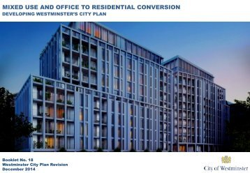 Mixed Use and Office to Residential Conversion