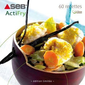 60 recettes - Seb
