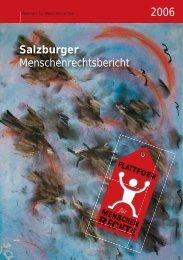 Salzburger Menschenrechtsbericht - Plattform für Menschenrechte ...
