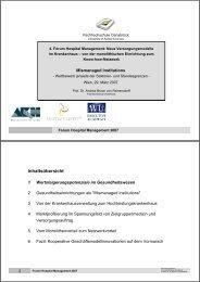 Prof. Dr. Andrea Braun v. Reinersdorff - Vinzenz Gruppe