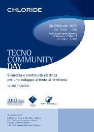 Locandina in italiano - Aeit - Sezione Trentino Alto Adige