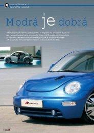 Recenzia: VW Beetle 2.0 - AutoTuning.sk