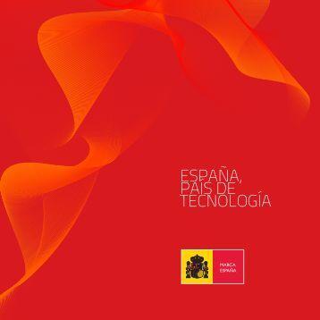 ESPANA PAIS DE TECONOLOGIA ESP
