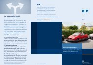 Informationen zur R+V-KfzPolice (pdf-Dokument) - vr bank ...
