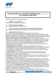 l'assemblée générale 2009 (pdf) - Palliative ch