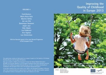 Introductory Pages - European Council for Steiner Waldorf Education