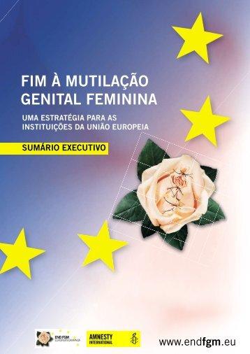UMA ESTRATÉGIA PARA AS INSTITUIÇÕES DA UNIÃO ... - End FGM