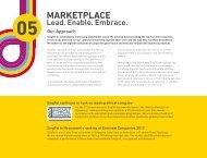 Chapter 05 : MARKETPLACE Lead. Enable. Embrace. - SingTel