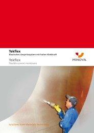 Tekflex Tekflex - Minova CarboTech GmbH