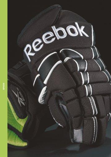 перчатки и трусы игрока reebok 2012