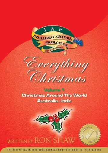 Volume 1 Christmas Around The World Australia - Australian Teacher