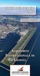 Carta dei Servizi - Aeroporto di Genova