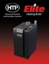 Elite Heating Boiler - Heat Transfer Products, Inc