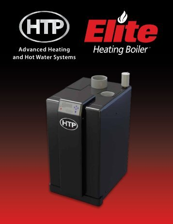 Elite Heating Boiler - Heat Transfer Products, Inc
