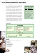 Fernstudiengang Betriebswirtschaftslehre FHB - Fachbereich ... - Seite 2